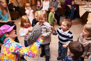Кукольный спектакль для детей в Харькове