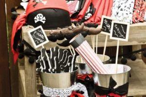 день рождения ребенка в стиле пираты