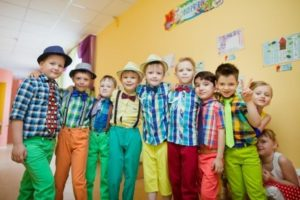 Выпускной в детском саду Харькова