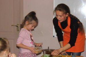 Кулинарный мастер класс в Харькове