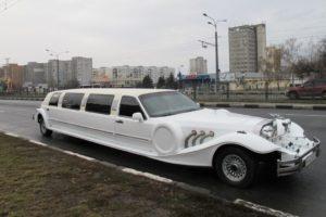 Ретро лимузин Экскалибур Харьков